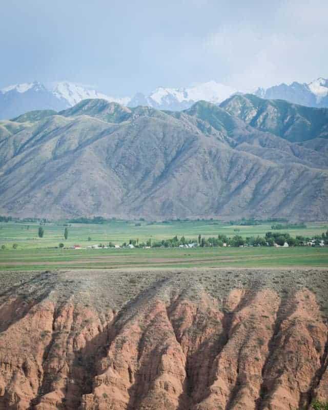 montagne kirghizistan Boom