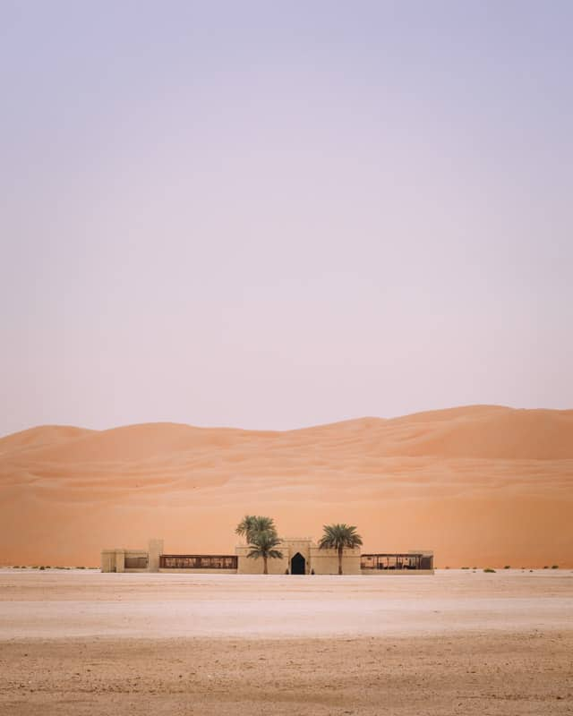 Oasis ferme dromadaire