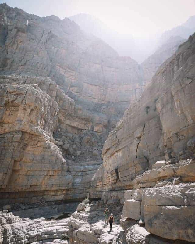 UAE montagne stairway to heaven
