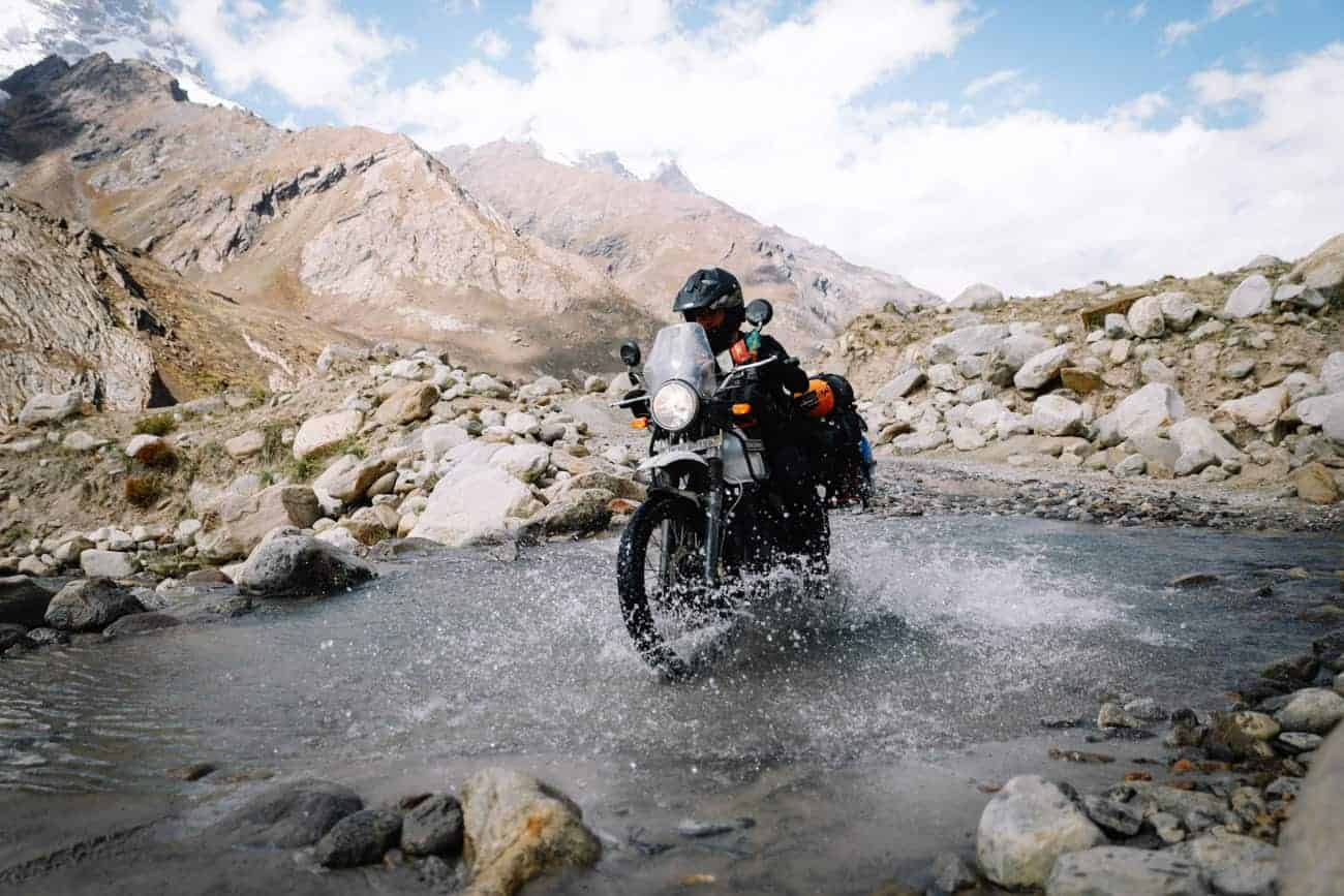 Royal Enfield Himalayan 410cc Ladakh Off Road