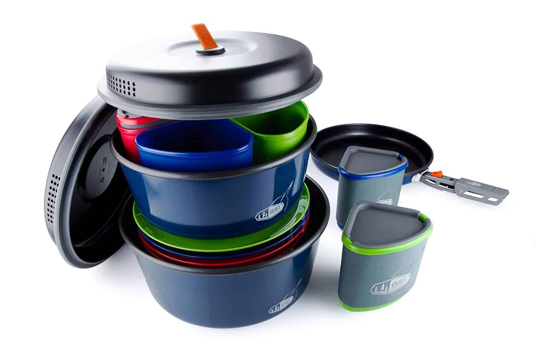 matériel set de cuisine pour camping ountravela
