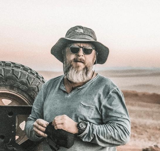 mud and dust overlanding blaise ountravela safari