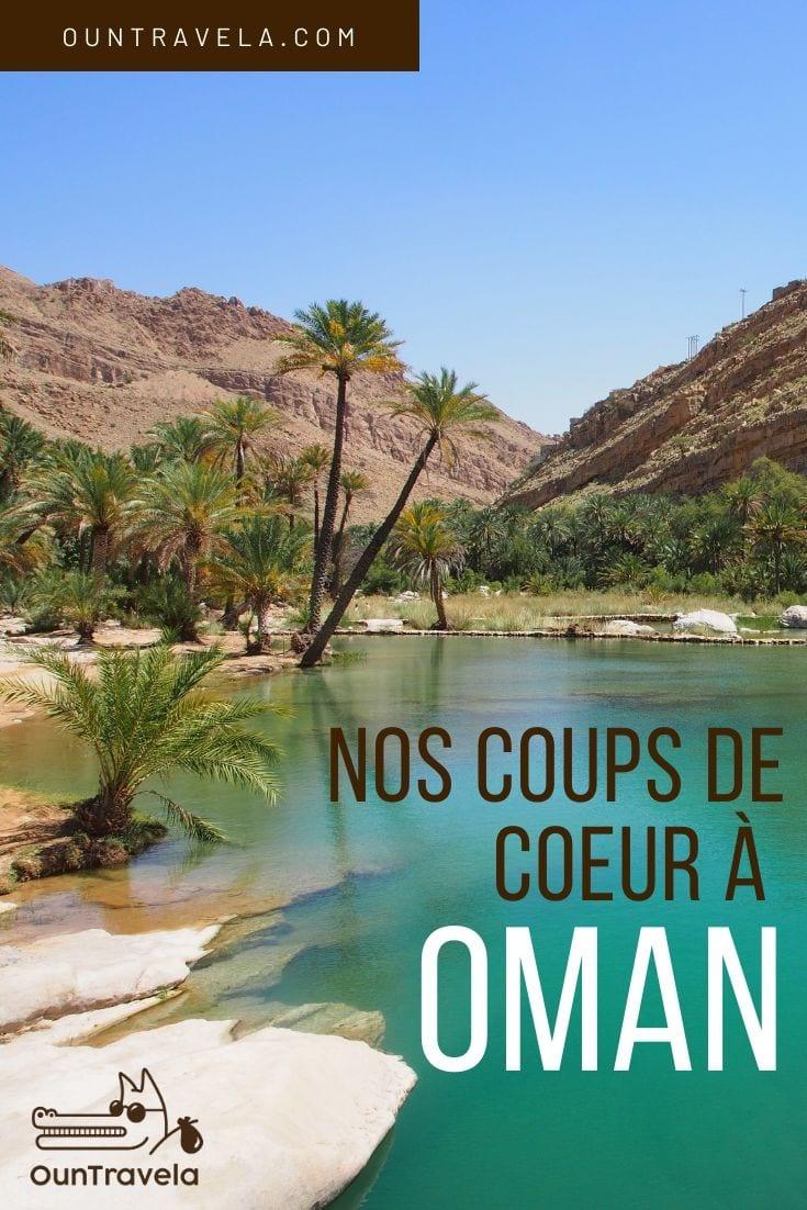 Nos coups de coeur à Oman lors d'un road-trip en 4x4