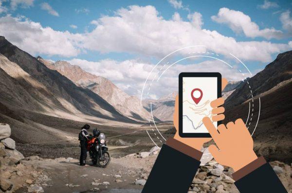 GPS Ladakh