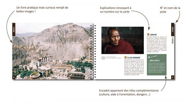 livre ladakh inde monastère